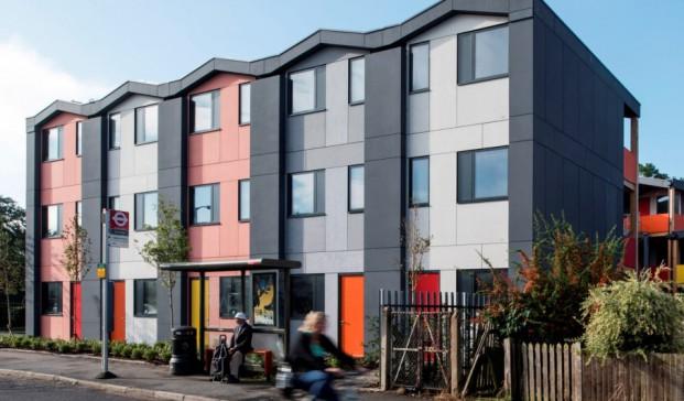 casas modulares como vivienda social