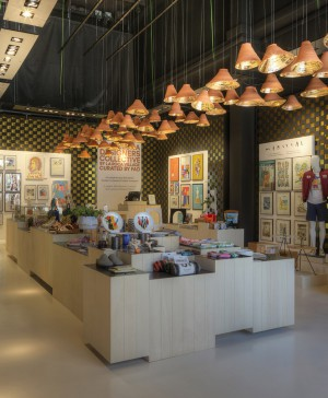 barcelona designers collective 2017 pop up boutique la roca village fad diariodesign
