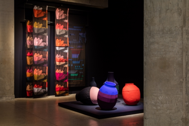 expo del color hella jongerius en el design museum of london