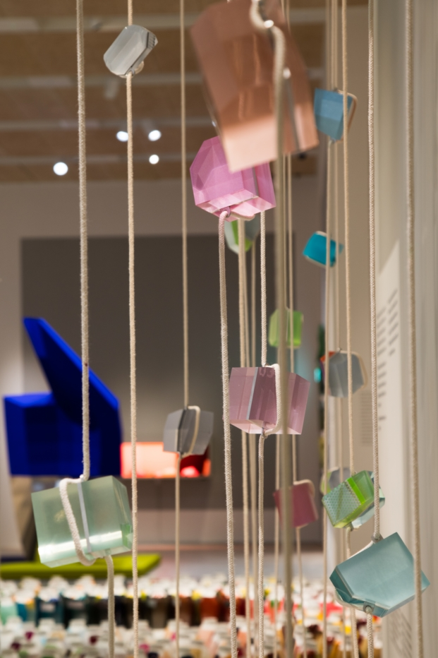 expo color hella jongerius en el design museum of london