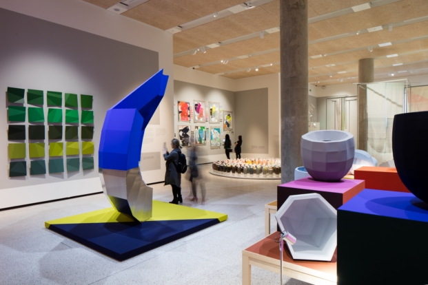 color by hella jongerius en el design museum of london