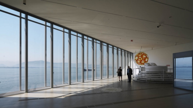 interior centro botin renzo piano edificio santander diariodesign