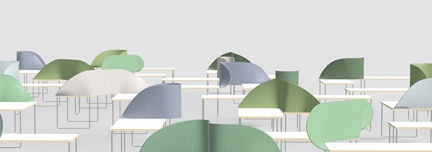 prototipo Divisor de espacios de ied barcelona
