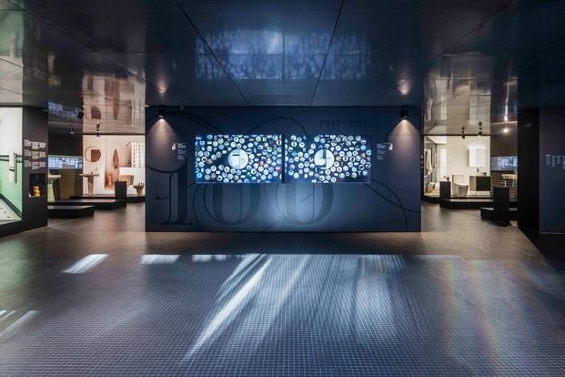 exposición de roca en gallery barcelona