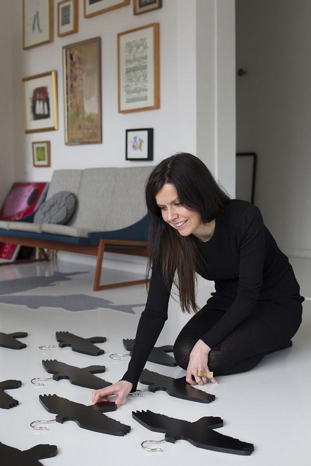 Ingibjörg Hanna Bjarnadóttir en el mejor diseño nórdico en diariodesign