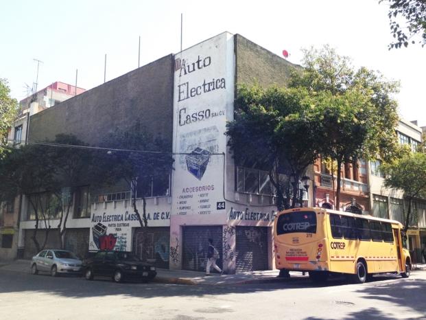 fachada centro comercial en ciudad de mexico milan 44