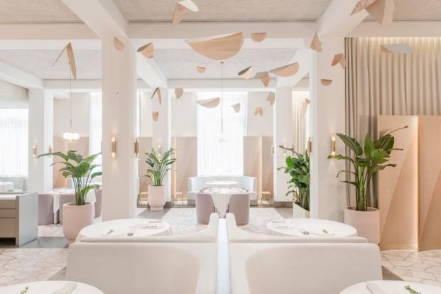 restaurante en singapur odette interiorismo Ed Barber y Jay Osgerby diariodesign