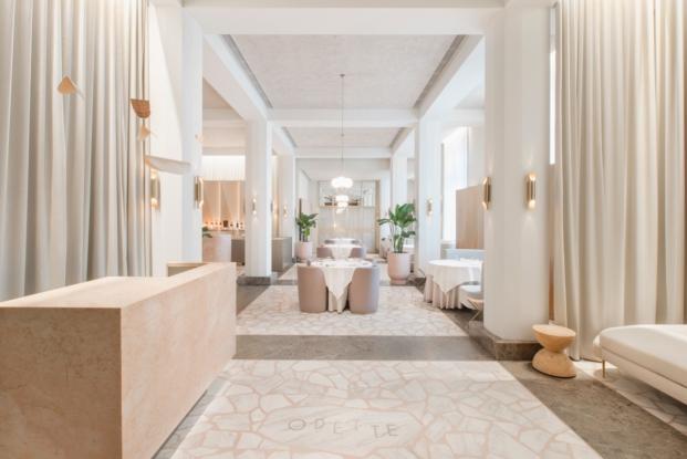 restaurante en singapur odette interiorismo universal design studio diariodesign