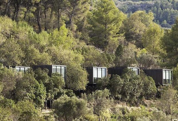 habitaciones hotel paisaje vivood en alicante diariodesign