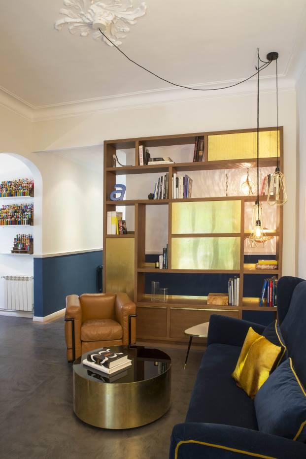 reforma entrada de una casa de pueblo en barcelona de barbara Aurell diariodesign