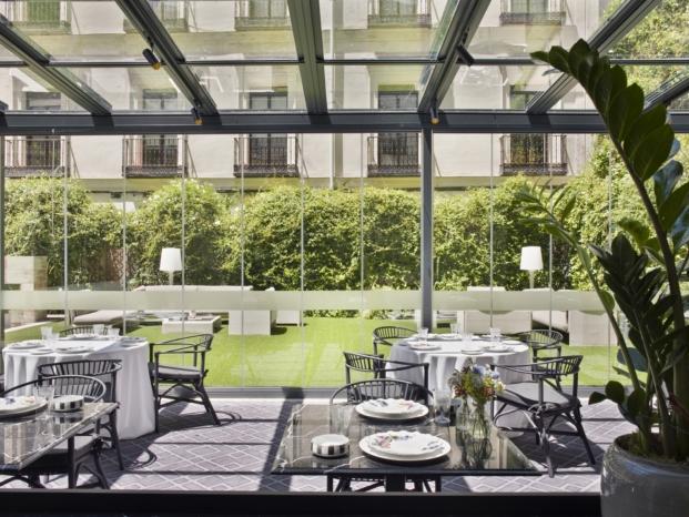lounge restaurante hotel único ramon freixa hotel alfons y damian