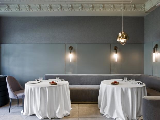 mesas restaurante hotel único ramon freixa hotel alfons y damian
