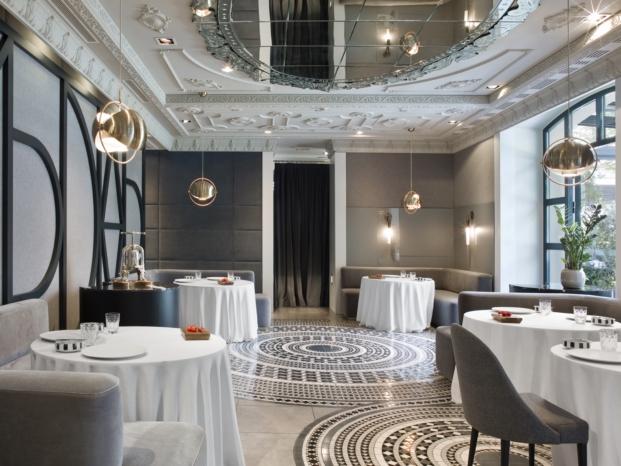 El renovado restaurante del Hotel Único en Madrid de Alfons Tost y Damián Sánchez diariodesign