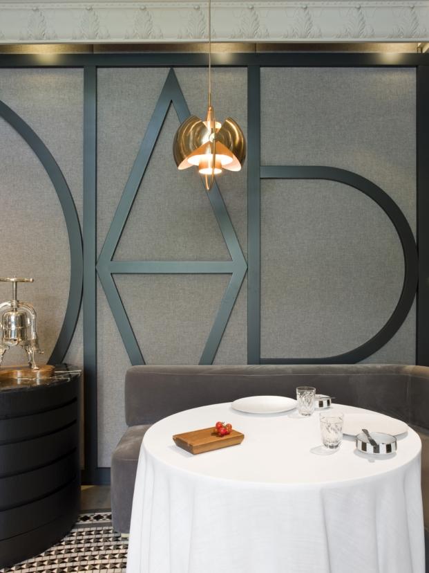 mesa restaurante hotel único ramon freixa hotel alfons y damian