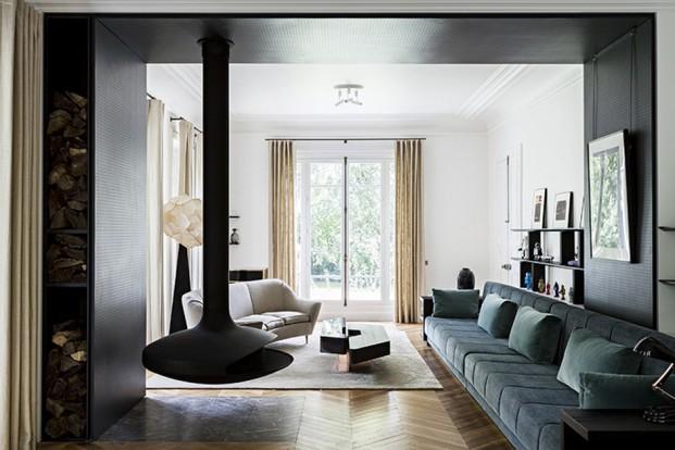 Proyecto residencial en Saint Cloud de Tristan auer creador del año de maison objet diariodesign