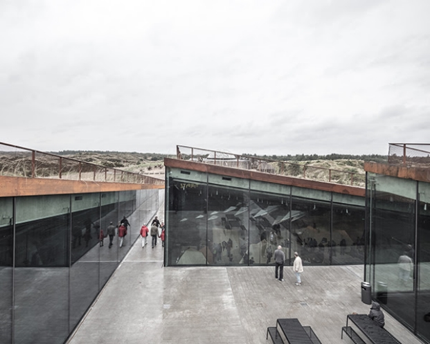 tirpitz museum big bjarke ingels group diariodesign