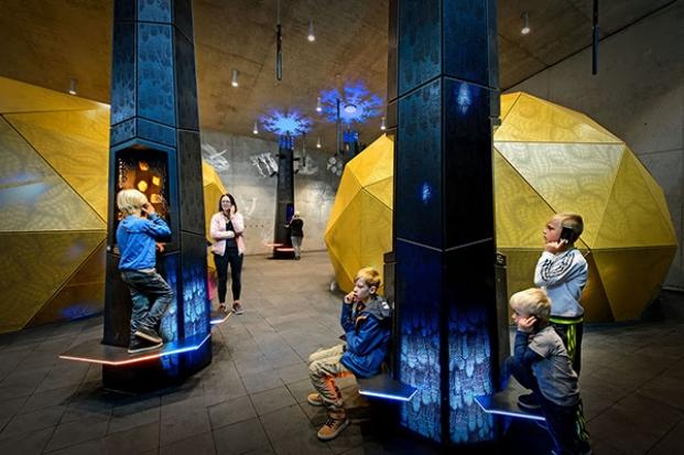 interior tirpitz museum big bjarke ingels group diariodesign