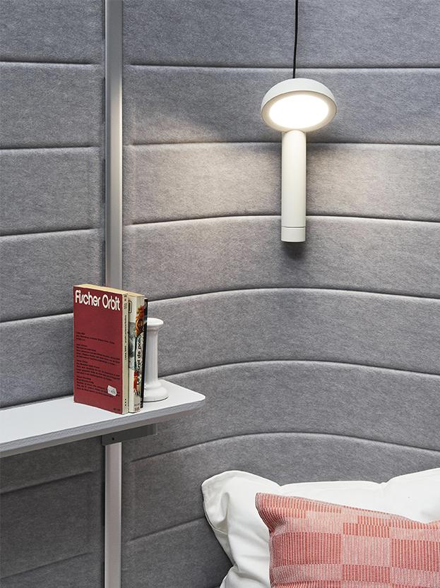 luminarias para oficina vitra exposicion ecal diariodesign