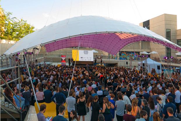 Auditorio fadfest barcelona diariodesign