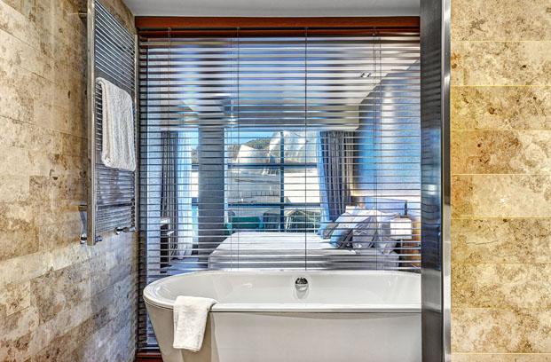 baño Gran Hotel Domine Foraster Arquitectos diariodesign