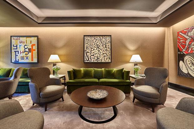 mobiliario Gran Hotel Domine Foraster Arquitectos diariodesign