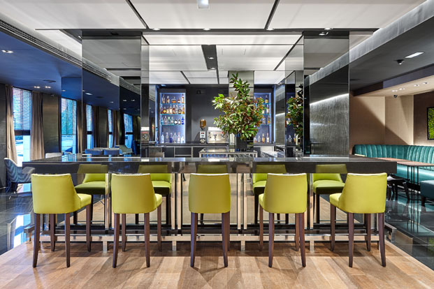 bar sixty one Gran Hotel Domine Foraster Arquitectos diariodesign