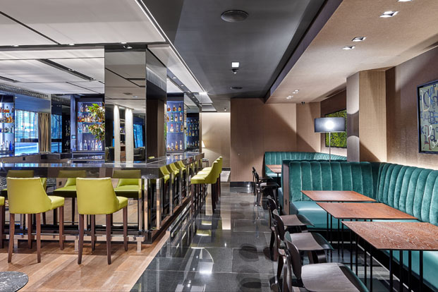 bar Gran Hotel Domine Foraster Arquitectos diariodesign