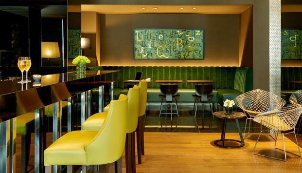 lobby Gran Hotel Domine Foraster Arquitectos diariodesign