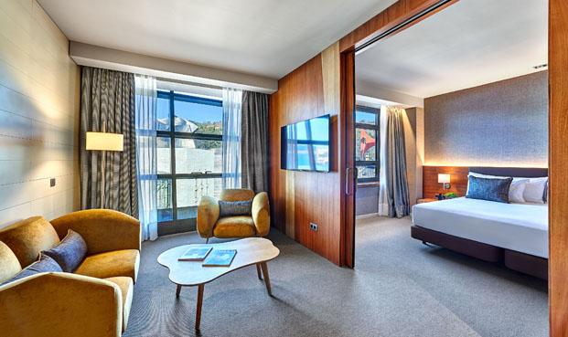 suite Gran Hotel Domine Foraster Arquitectos diariodesign
