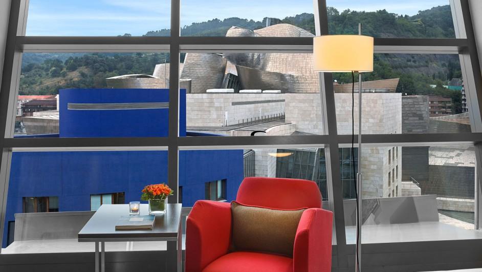 Reforma de el gran hotel domine de bilbao - Foraster arquitectos ...