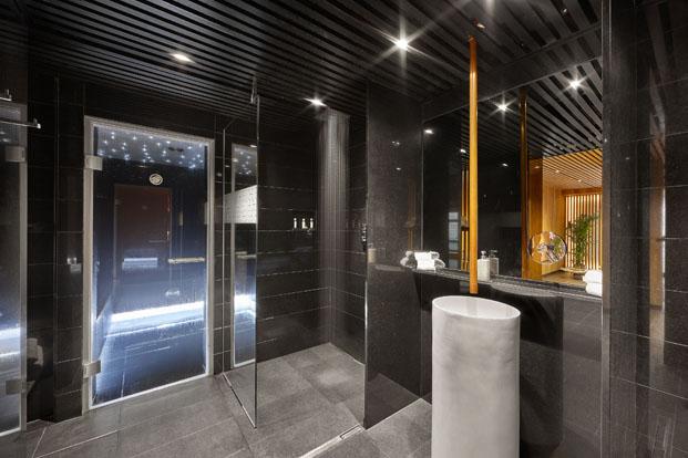 wellness Gran Hotel Domine Foraster Arquitectos diariodesign