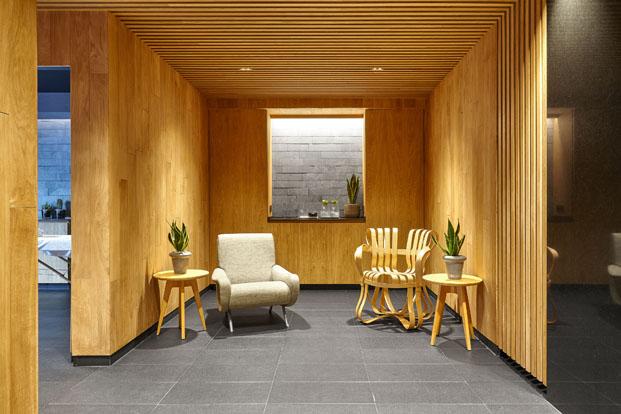 diseño Gran Hotel Domine Foraster Arquitectos diariodesign