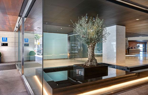 reforma Gran Hotel Domine Foraster Arquitectos diariodesign