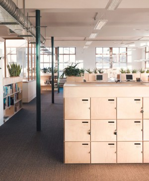 greenpeace Islington Londres Opendesk workspace diariodesign