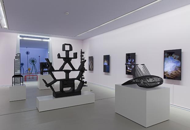 exposición Hide & Seek Maarten Baas Groninger museum diariodesign