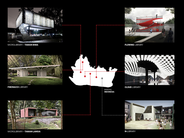 proyecto shau premiado para  Indonesia diariodesign