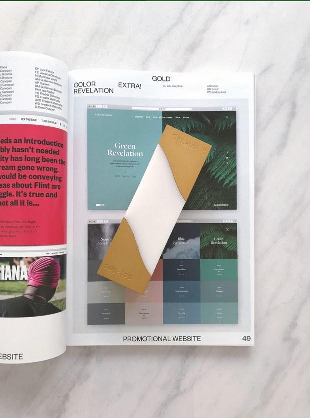 laus oro 2018 color revelation valentine diariodesign