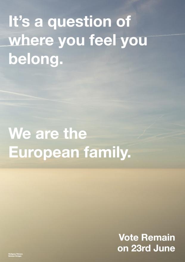 anti-Brexit Poster Campaign diseño de 2017 designmuseum london diariodesign