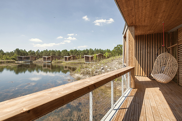 top glamping en francia eco resorts diariodesign