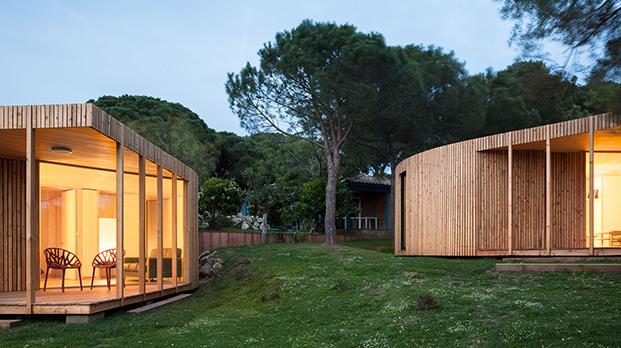 top glamping en gerona eco resorts diariodesign