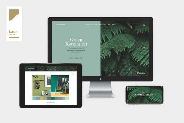 green revelation valentine laus oro 2018 diariodesign
