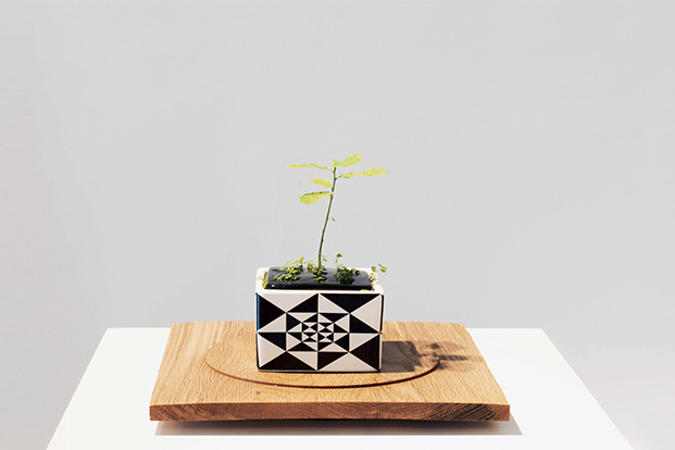 lucienne day macetero flower brick diariodesign