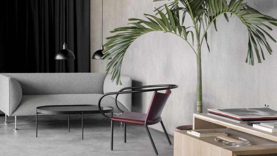 menu showroom de norm architects diariodesign