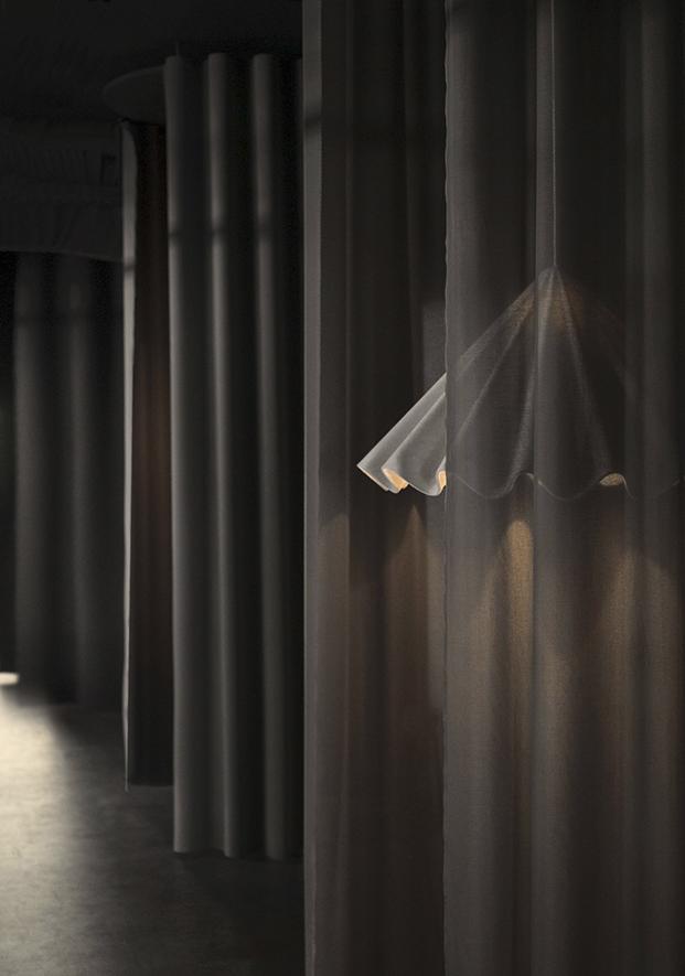 interior del showroom de menu en copenhagen de norm architects diariodesign