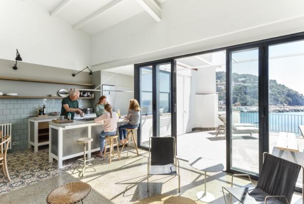 casa en la costa brava nook arquitectos diariodesign