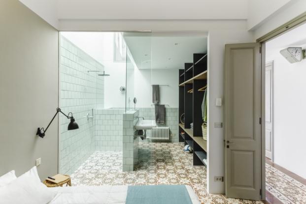 bano casa en la costa brava nook arquitectos diariodesign