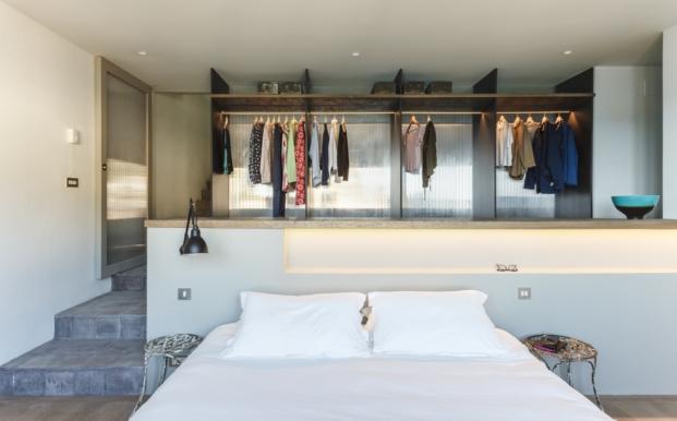 dormitorio casa en la costa brava nook arquitectos diariodesign