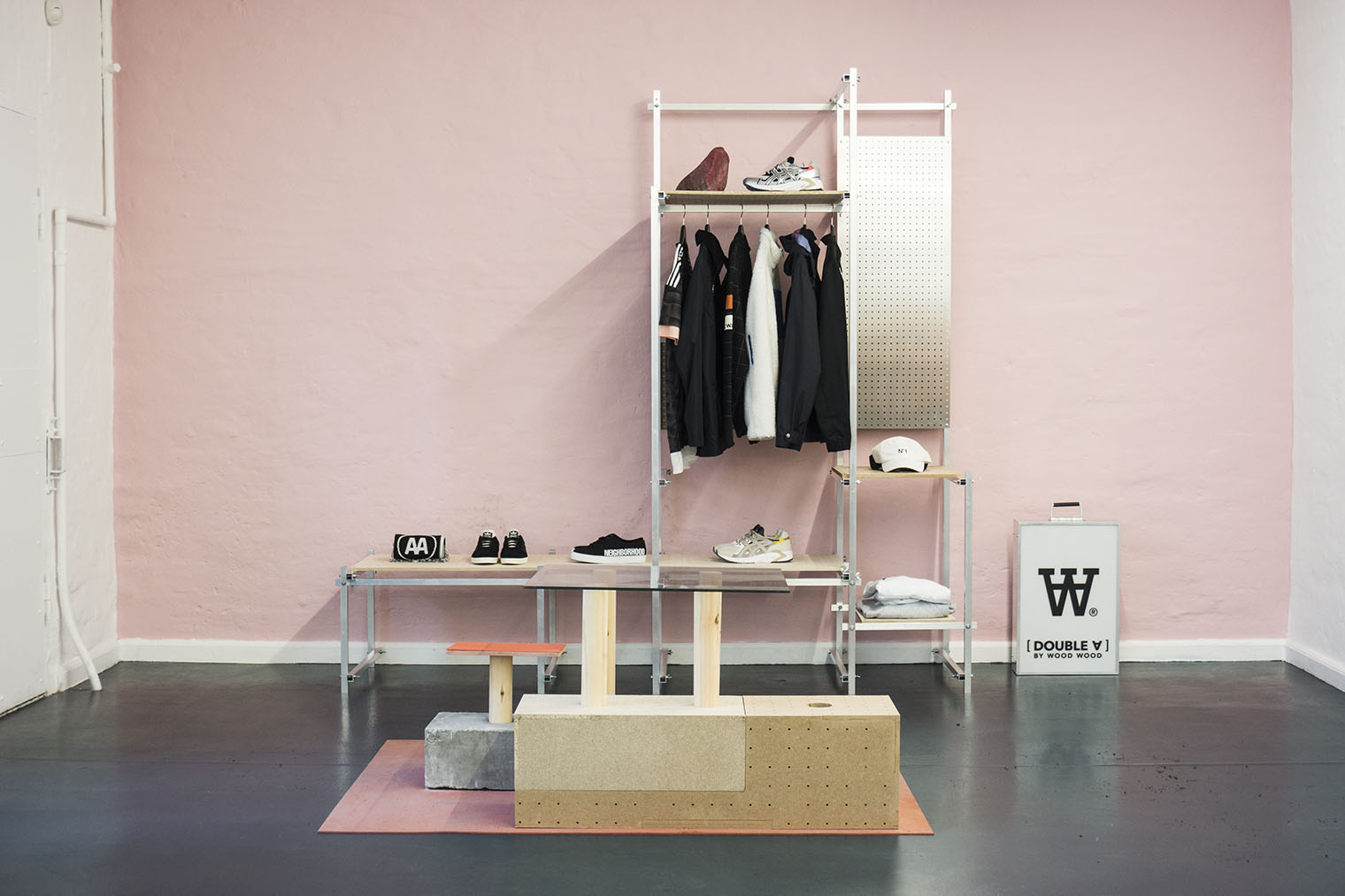 Muebles Escaparate : Muebles modulares que se adaptan a la ropa diariodesign
