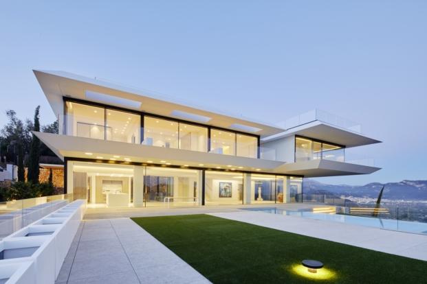 premios de arquitectura waf Gras arquitectos proyecto finalista casa privada en Port d'Andratx