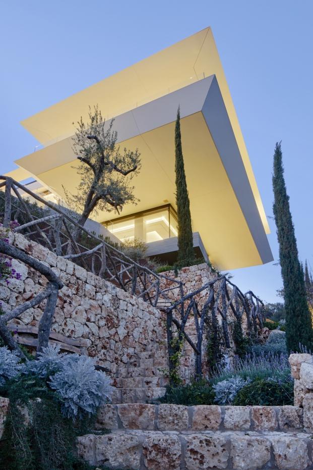 premios de arquitectura waf Gras arquitectos proyecto finalista villa privada en Port Andratx diariodesign